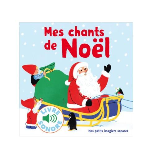 Noël en chanson, retrouver toute la collection en cliquant dessus