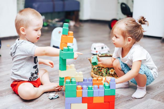 Une entrée en crèche, ça se prépare aussi bien pour l'enfant que pour le parent